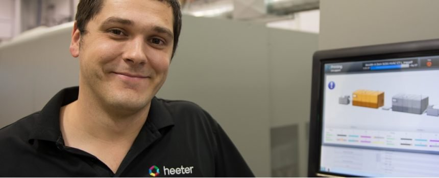 Heeter banner blog page