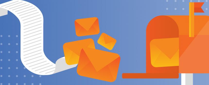 6 Steps to Direct Mail List Management Blog Image