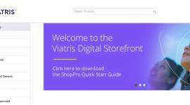 Vitaris ShopPRO storefronts for reps v3