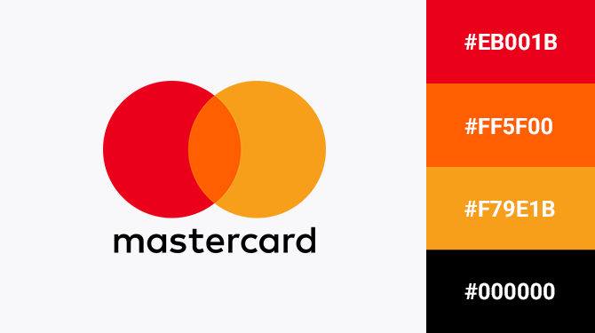 orange and red logo mastercard 1